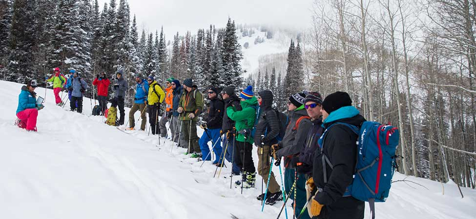 Avalanche Courses in Park City