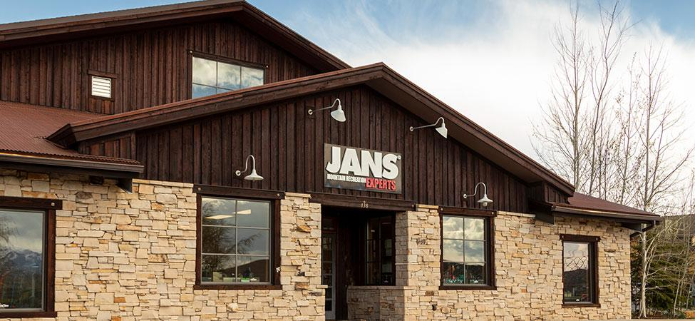Jans Warehouse in Kamas, UT
