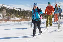 Guided Backcountry Nordic Ski Tour
