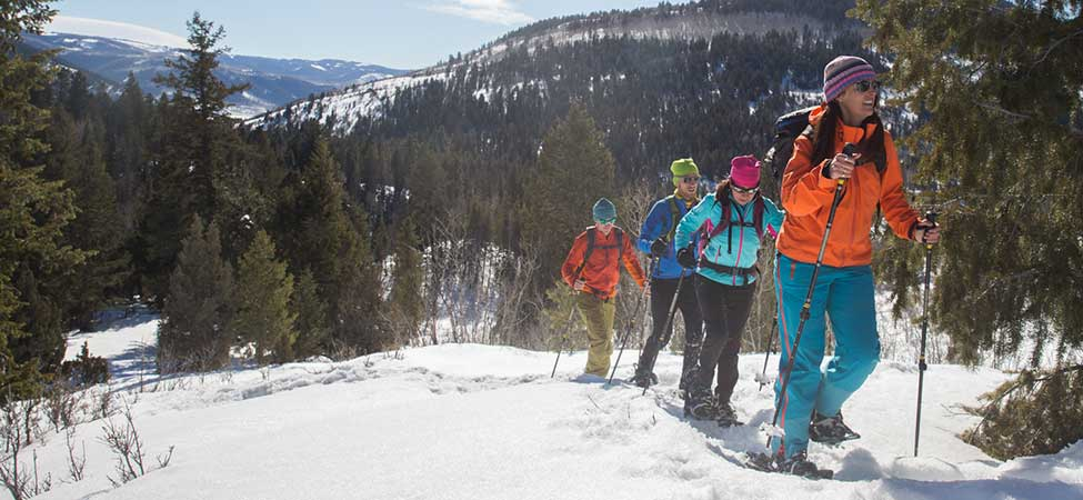 Guided Hiking Tours from jans.com in Park City, UT