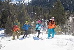 Guided Backcountry Snowshoe Tour