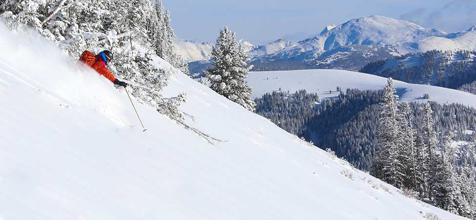 Guided Ski Tours in the Uinta Mountains, UT