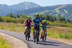 Guided Park City Bike Path Tour