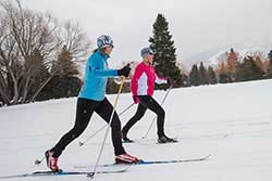 Cross-Country Classic Ski Lessons