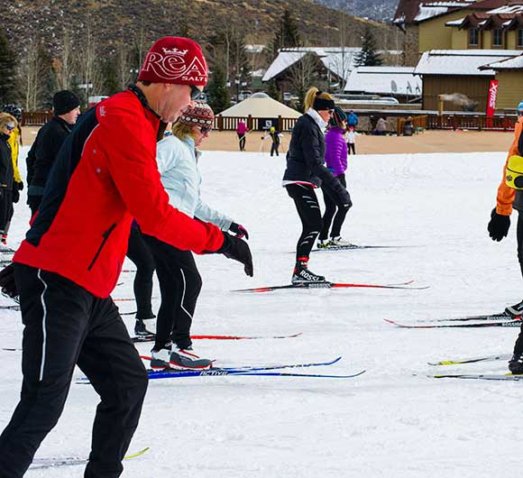 Learn to Cross Country Ski with White Pine Touring in Park City, UT