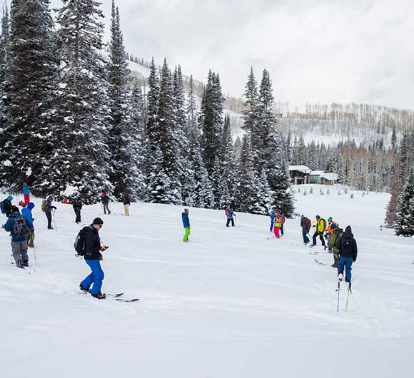 AIARE Avalanche Courses with White Pine Touring in Park City, UT