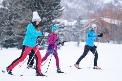 Cross Country Ski Group Lesson