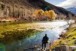 Fly Fishing Rentals