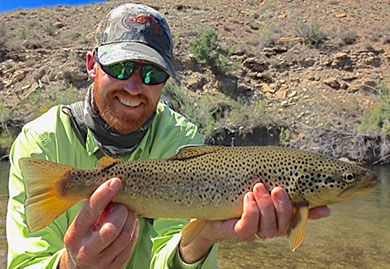 Ethan Moulton Fly Fishing