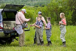 Full Day Group Fly Fishing Trips