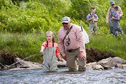 Half Day Group Fly Fishing Trips