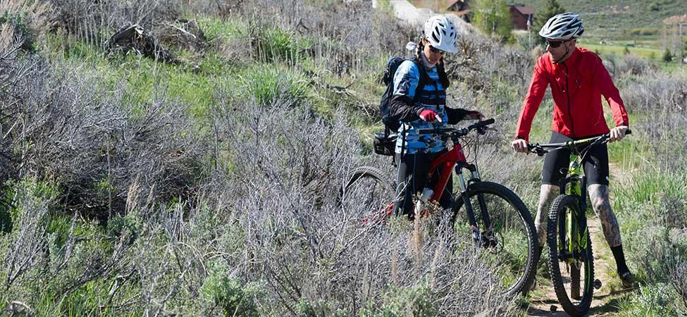 Mountain Bike Lessons in Park City