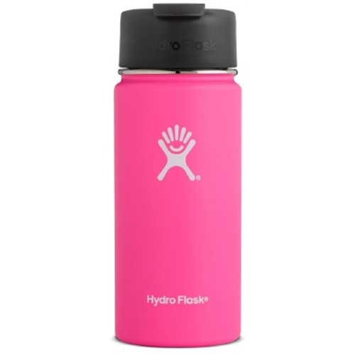 Hydro Flask Wide Mouth Insulated Coffee Flask with Flip Lid - 16 oz