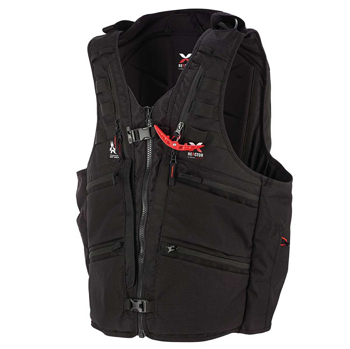 Arva Reactor 15 airbag vest in Blac
