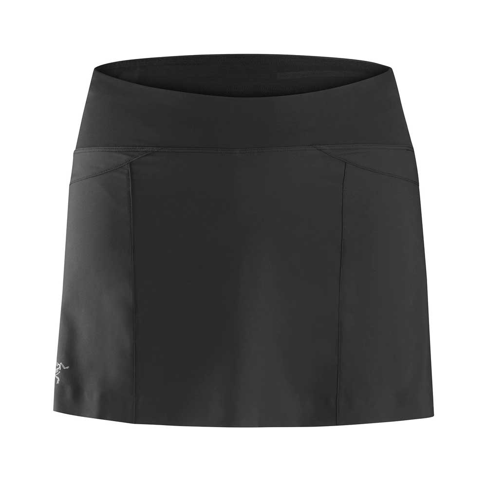 Arcteryx women's Lyra skort in black