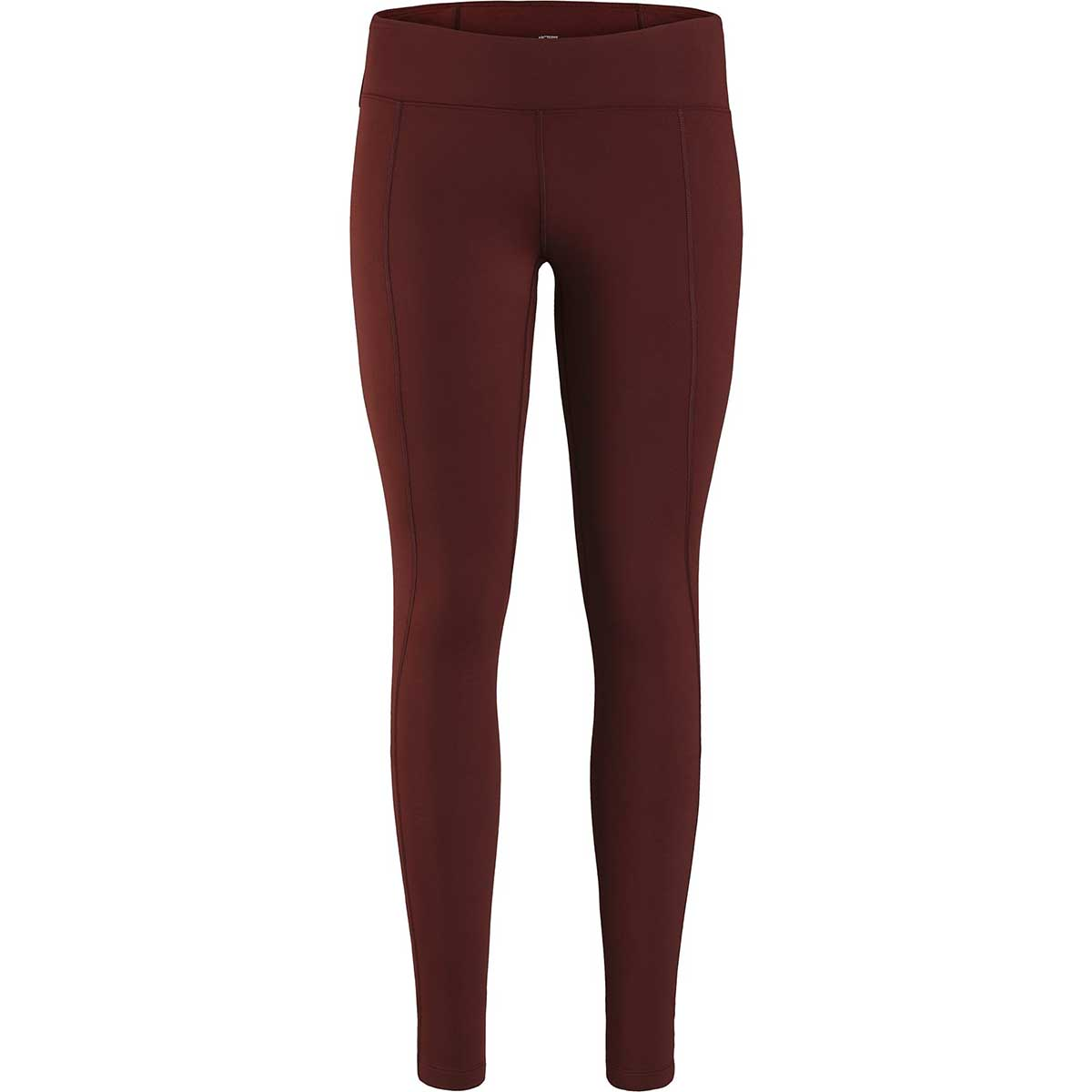 Arcteryx women's RHO LT Bottom in Flux front view