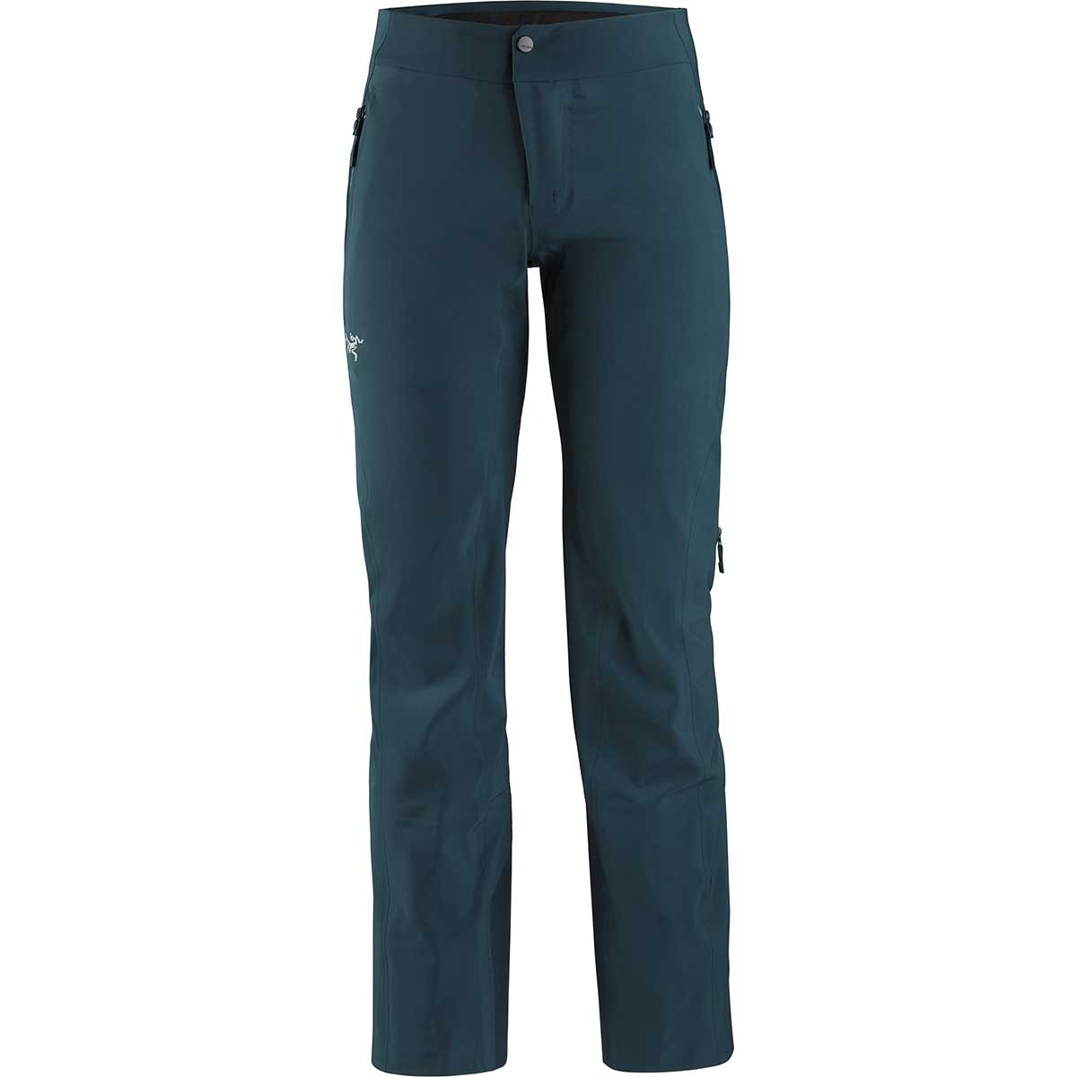 Arcteryx men's Cassiar Pant in Labrynth front view