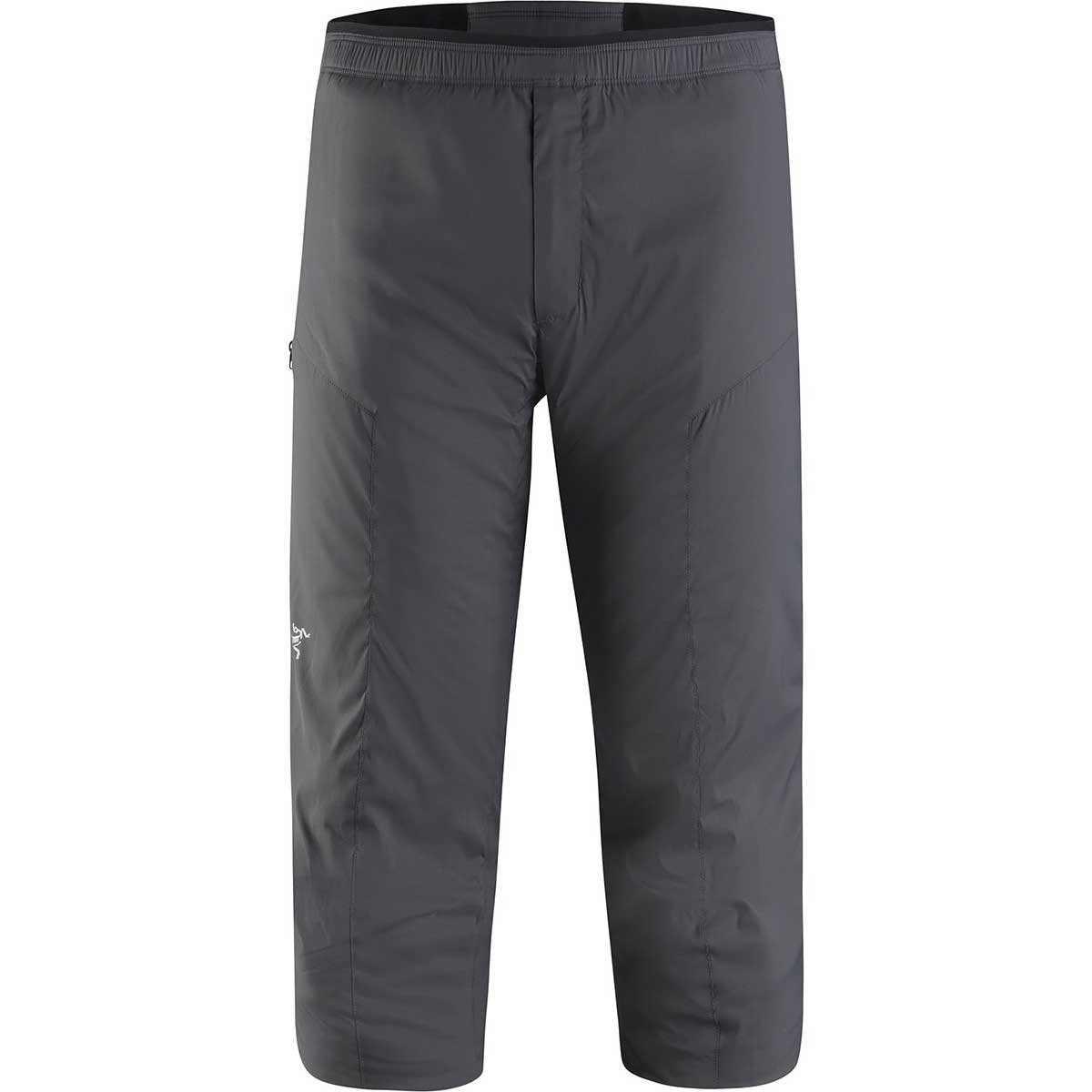Arcteryx men's Axino Knicker in Magnet front view
