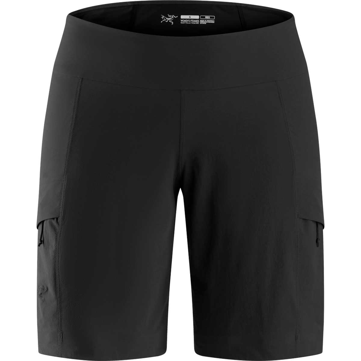 Arcteryx women's Sabria shorts in black