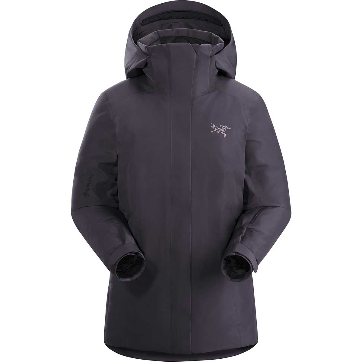 Arcteryx women's Andessa Down Jacket in Whiskey Jack front view
