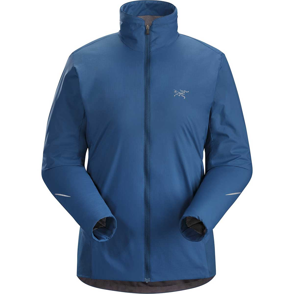 Arcteryx women's Gaea Jacket in Odyssea front view