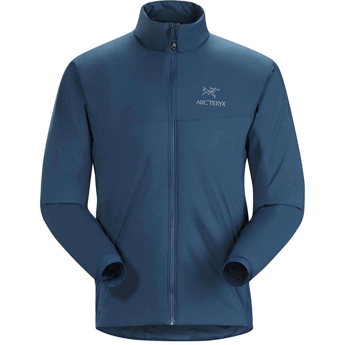 Arcteryx men's Atom LT Jacket in Nereus front view
