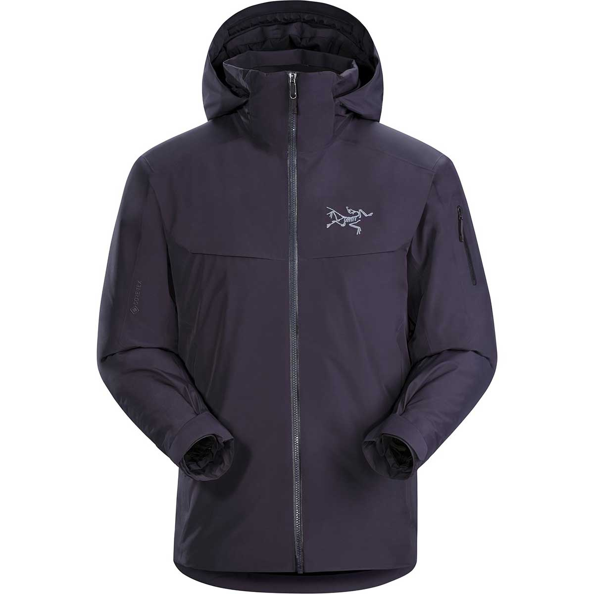 Arcteryx men's Macai Jacket in Dimma front view