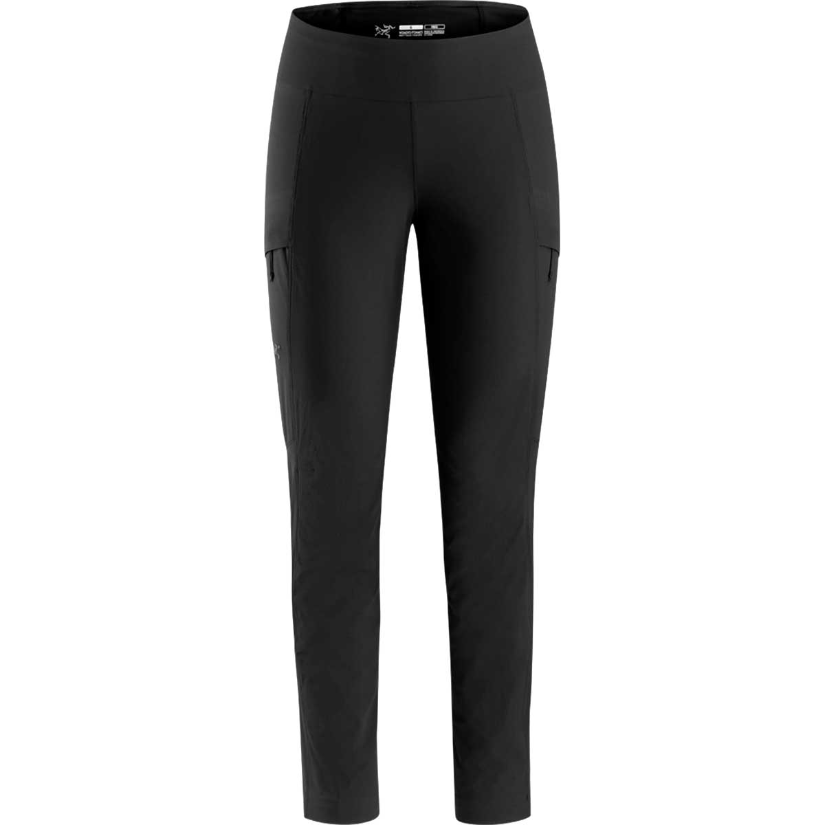 Arcteryx women's Sabria Pant in Black main view