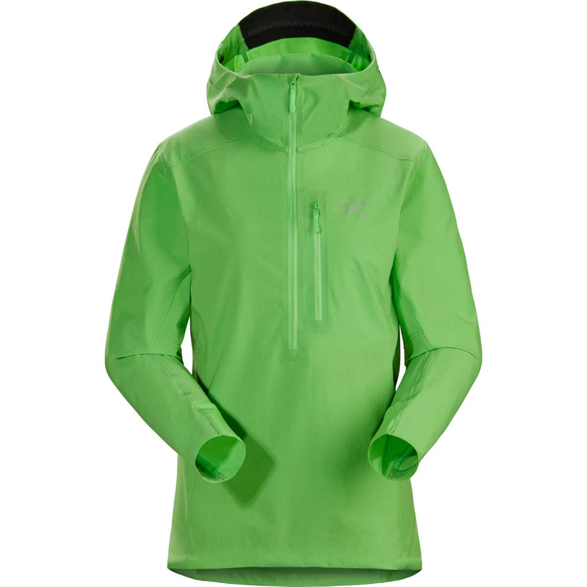 Arcteryx women's Sigma SL Anorak in Portal main view