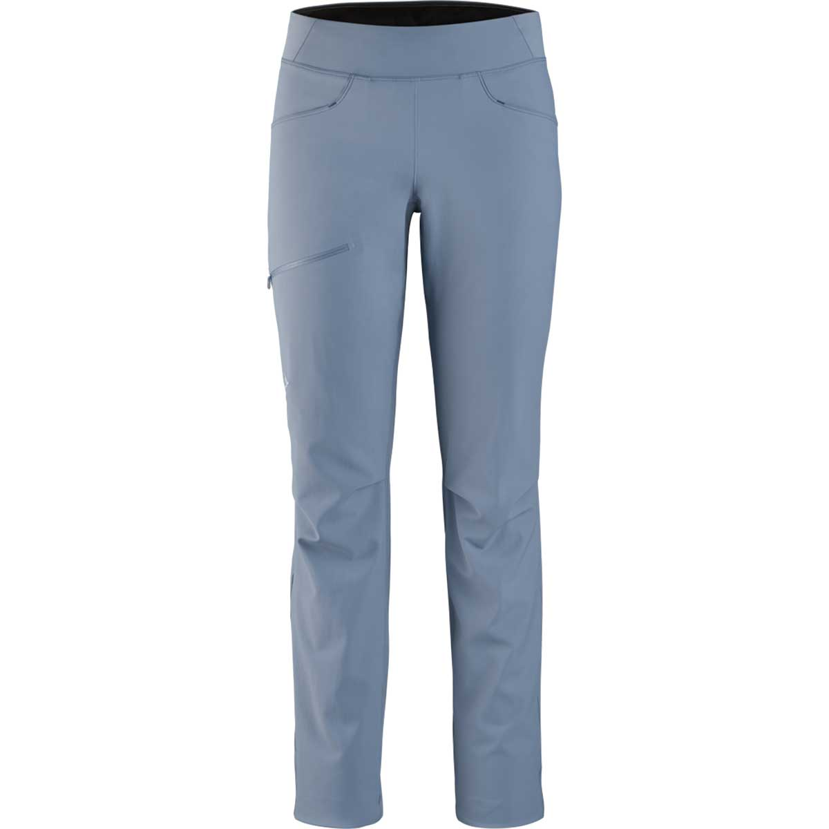 Arcteryx women's Sigma SL Pant in Stratosphere front view