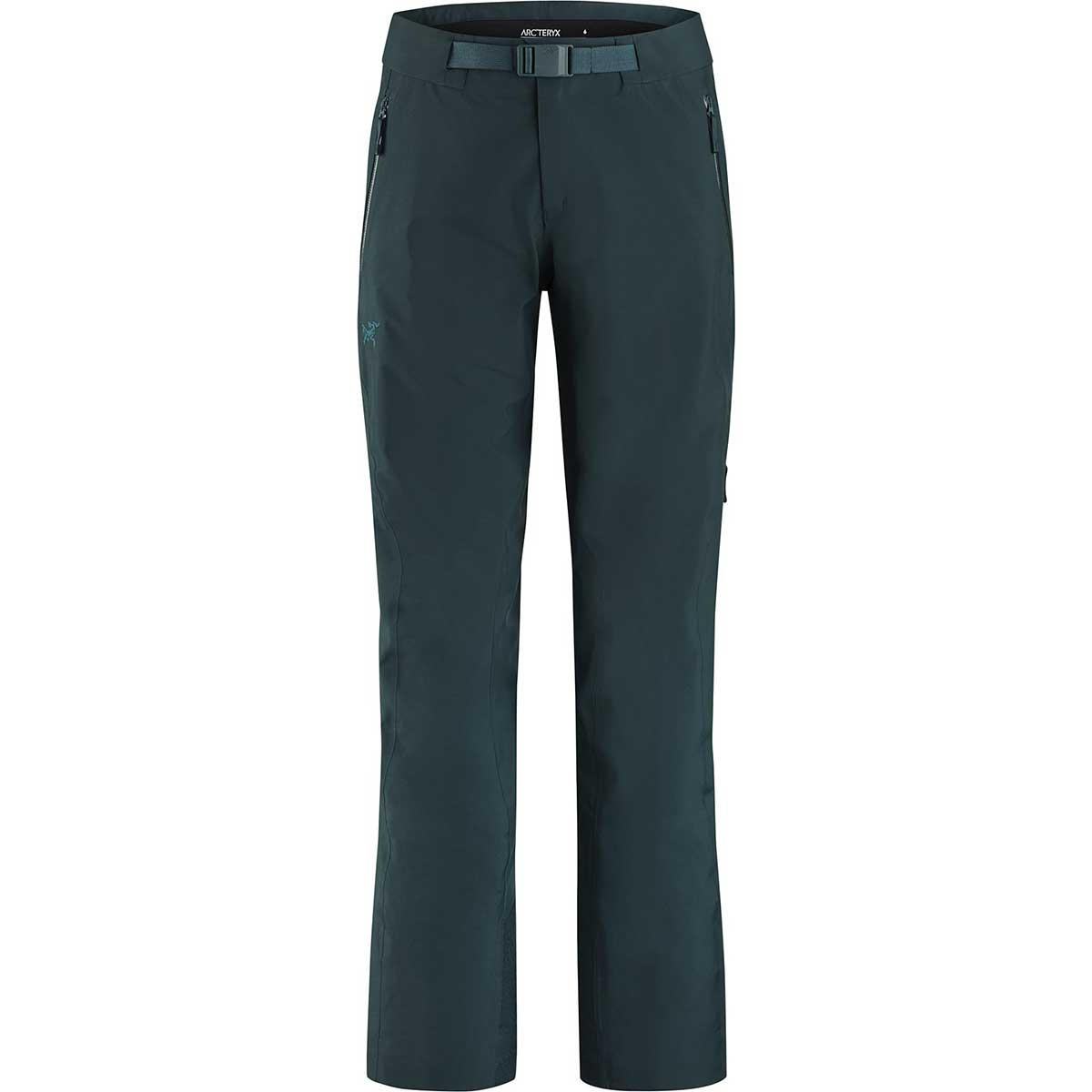 Arcteryx women's Sentinel LT Pant in Labyrinth front view