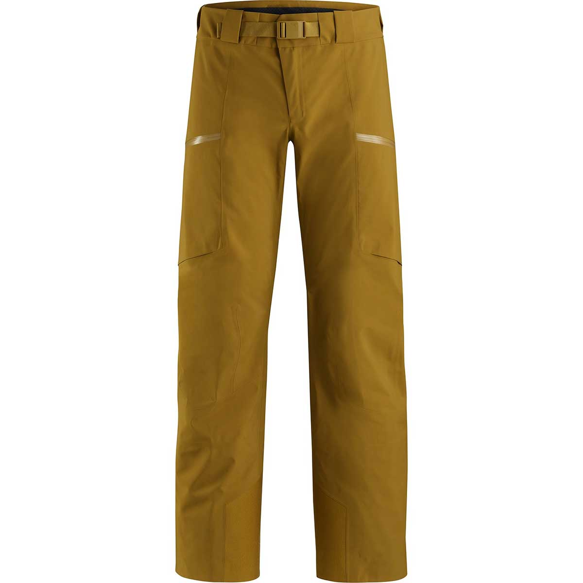 Arcteryx men's Sabre AR Pant in Yukon front view