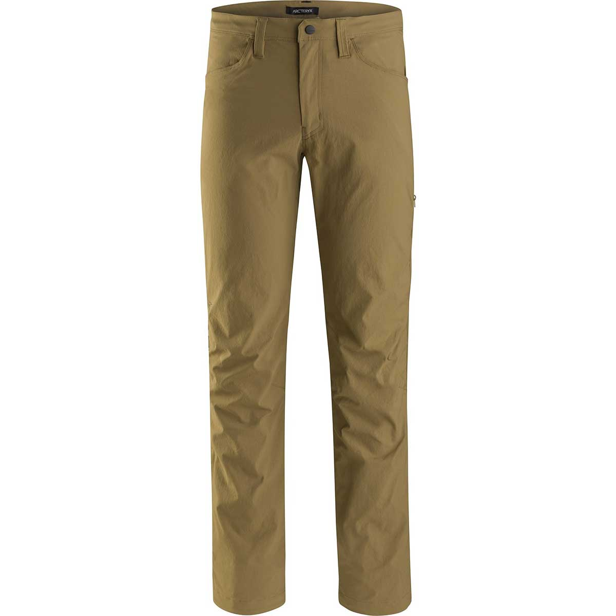 Arcteryx men's Russet Pant in Owami front view