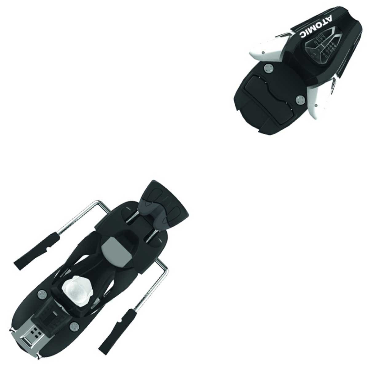 Atomic C 5 junior ski binding in one color