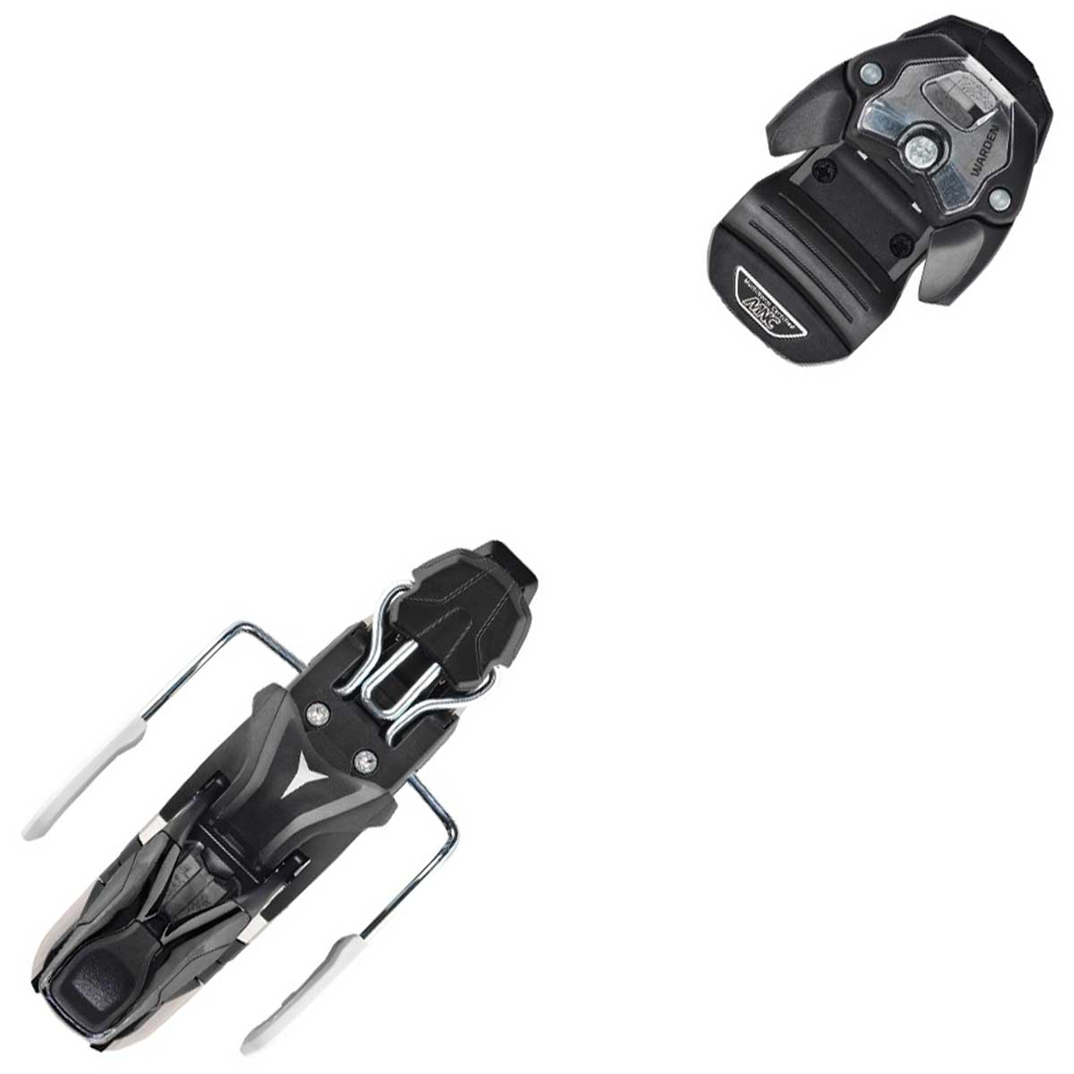 Atomic Warden MNC 11 ski binding with brake in black
