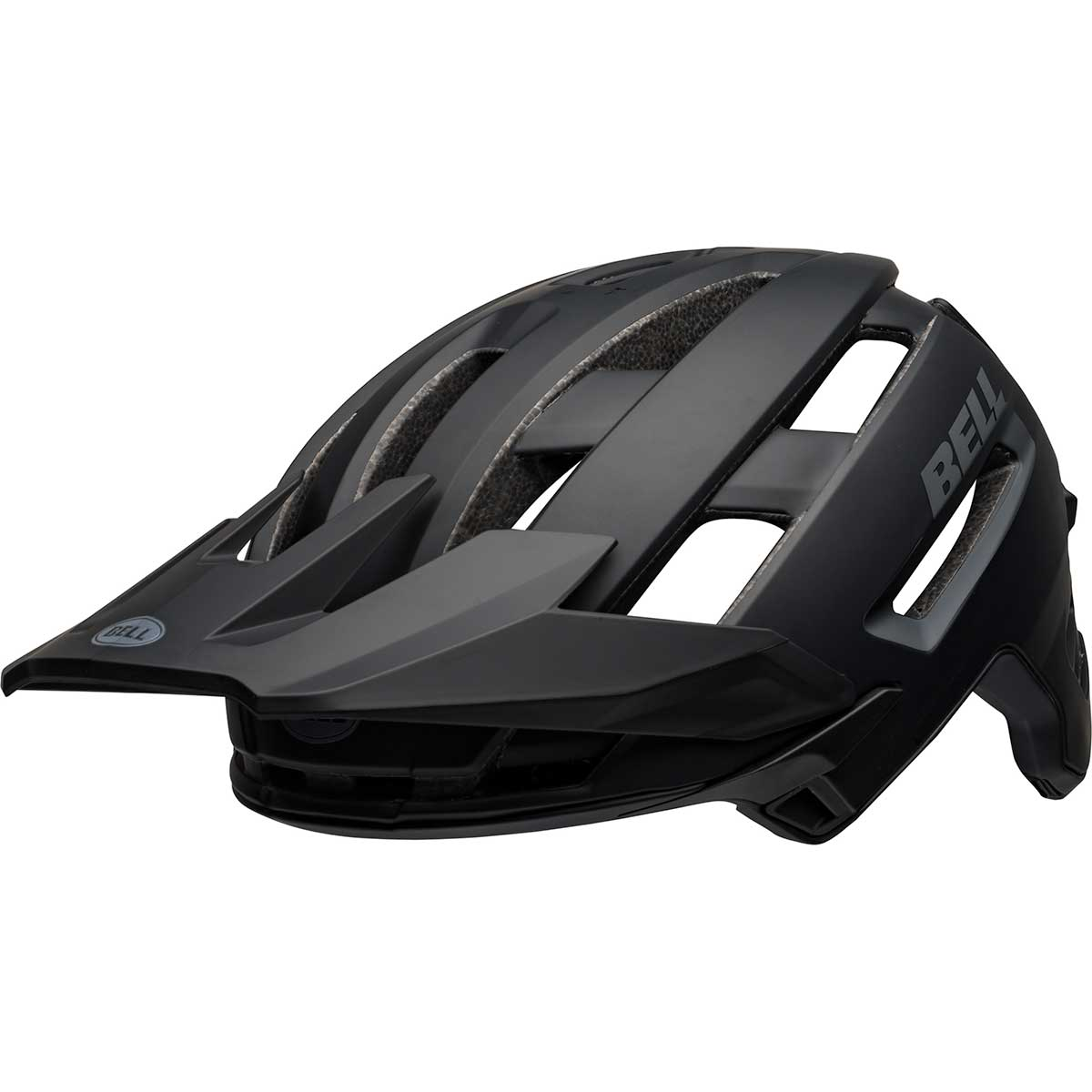 Bell Super Air MIPS Helmet in Matte Gloss Black