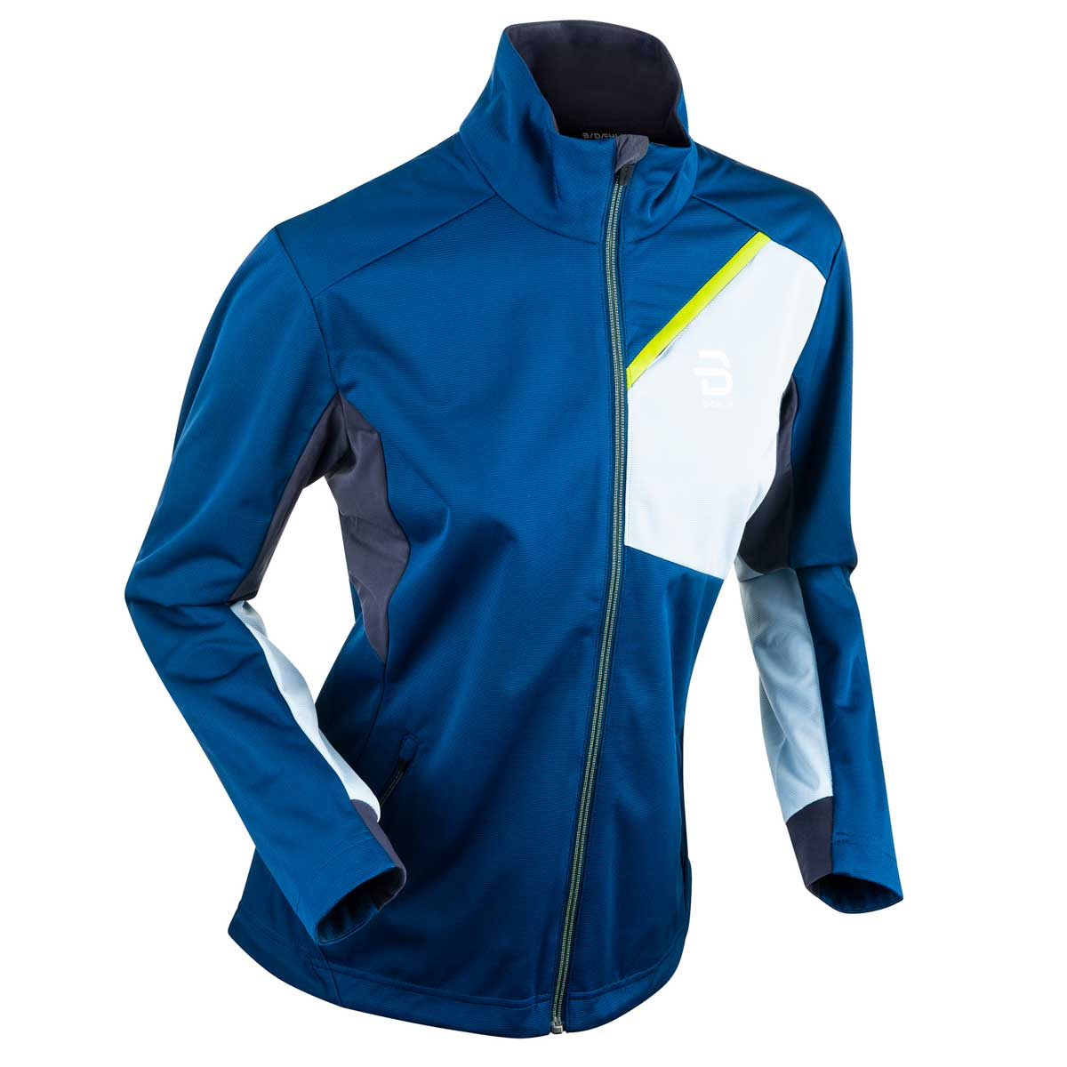 Bjorn Daehlie Women's Contender Jacket in Estate Blue