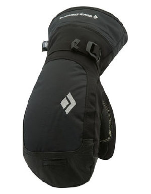 Black Diamond Men's Mercury Mitt in Black