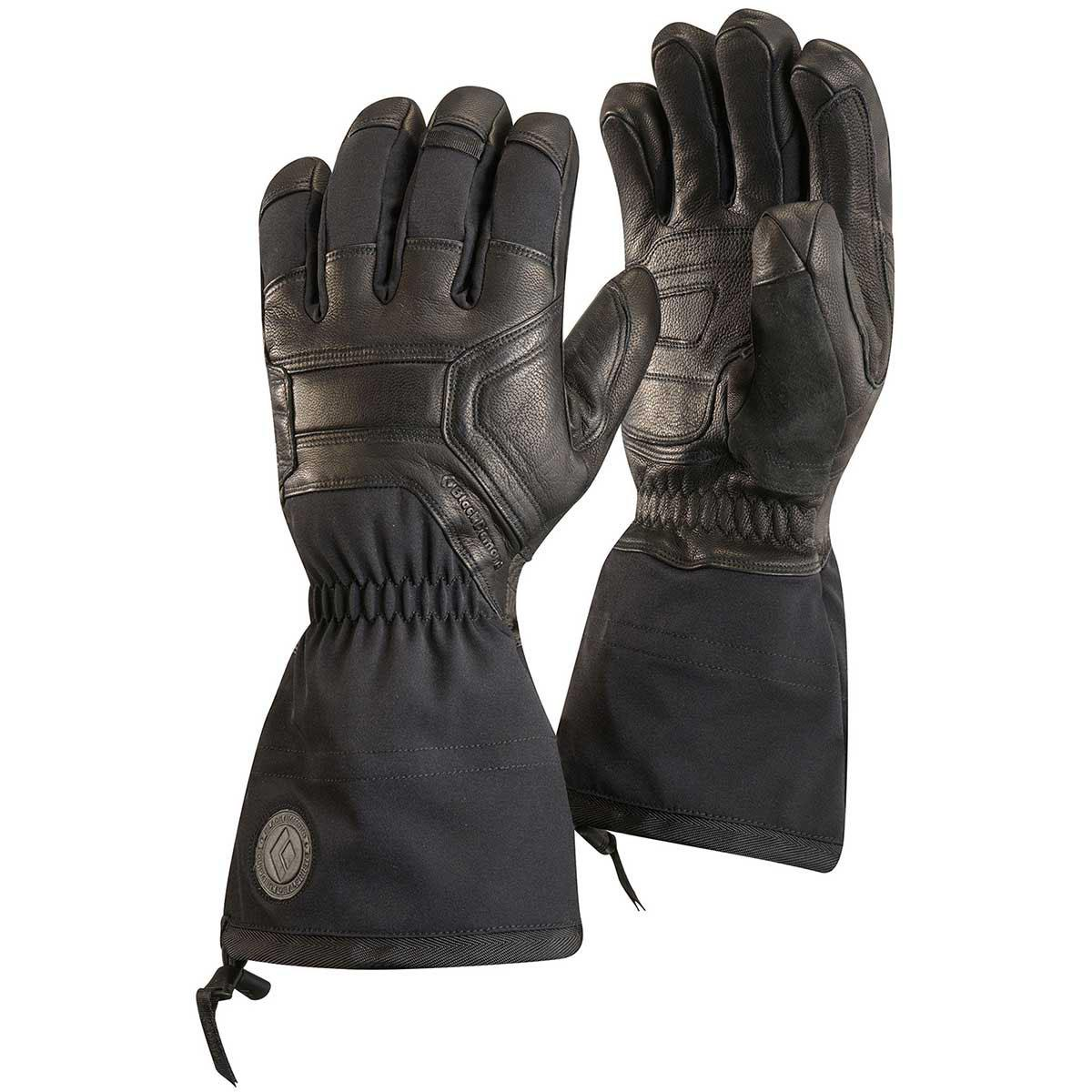 Black Diamond Women's Guide Gloves in Black
