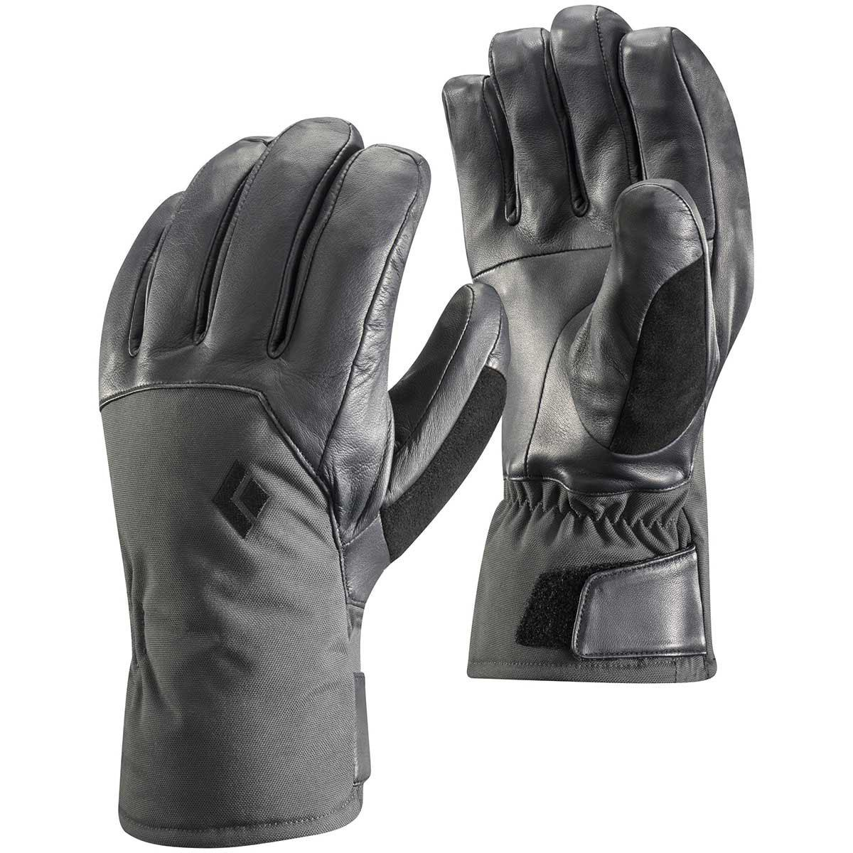 Black Diamond Men's Legend Glove in Smoke