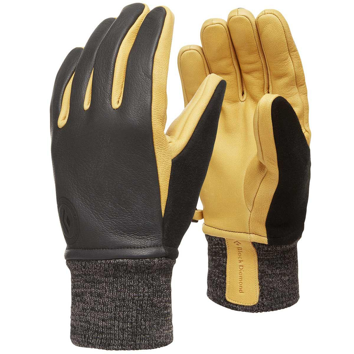 Black Diamond Men's Dirt Bag Glove in Black
