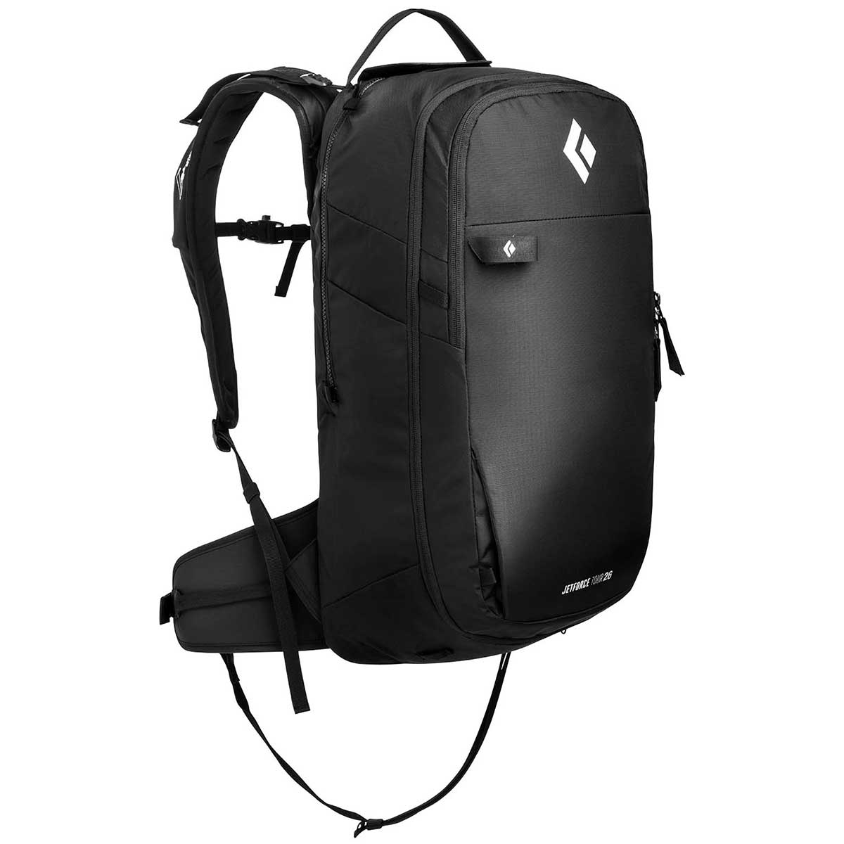Black Diamond JetForce Tour Pack 26L in Black main view