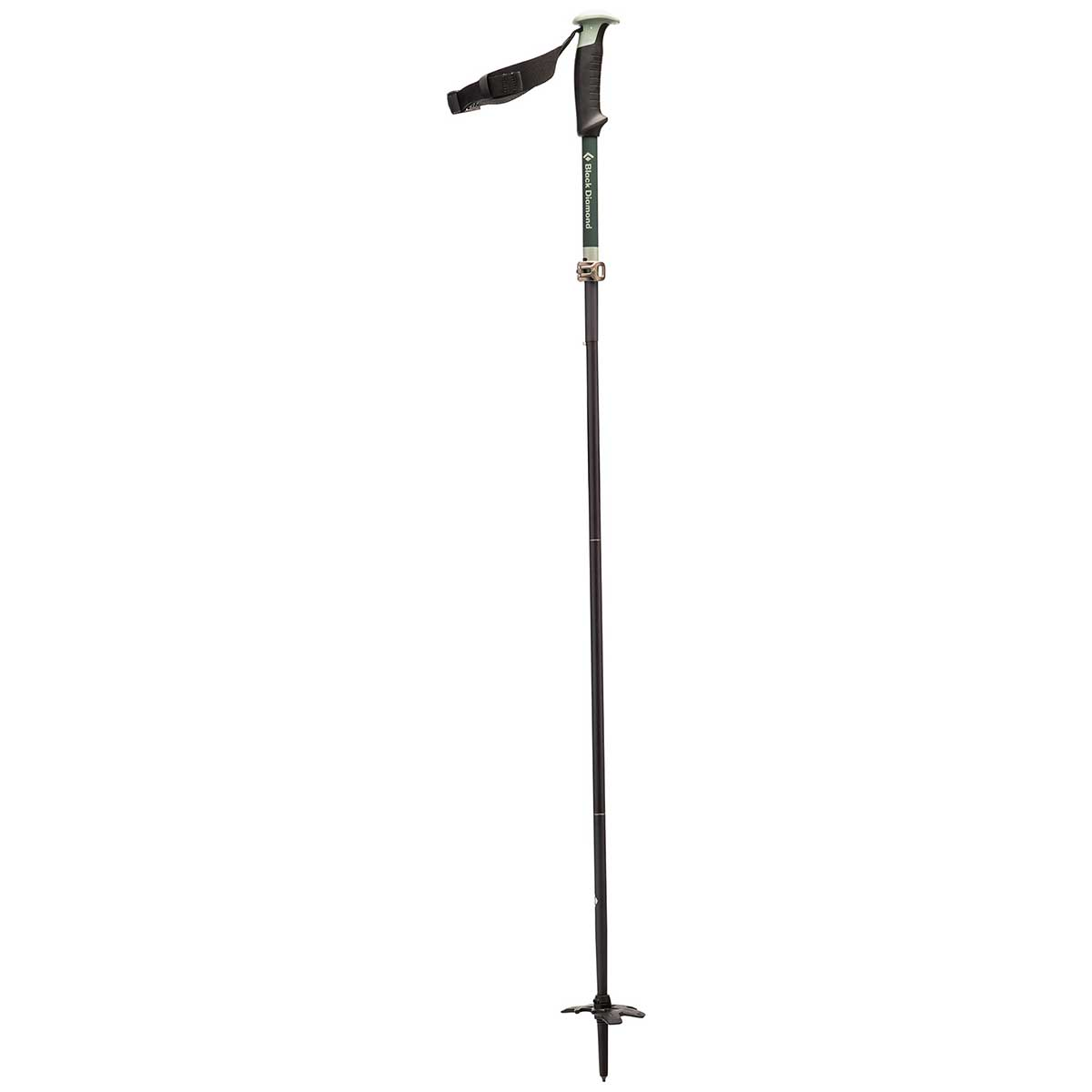 Black Diamond Compactor Ski Pole in One Color main view