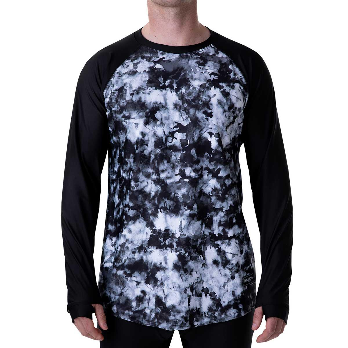 BlackStrap Skyliner in Tye Dye Blac