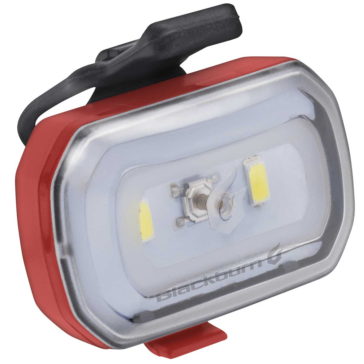 Blackburn Click USB Front Light in Red