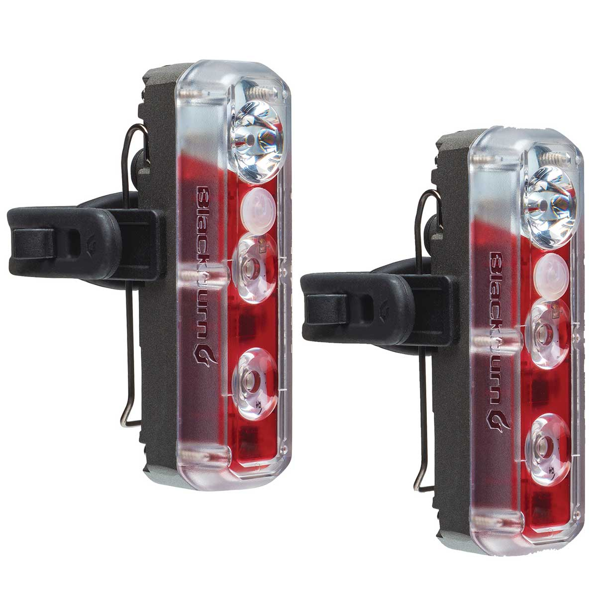 Blackburn 2'fer XL Front/Rear Light in One Color