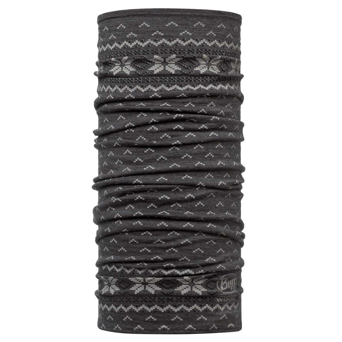 Buff Merino Wool Neck Gaiter