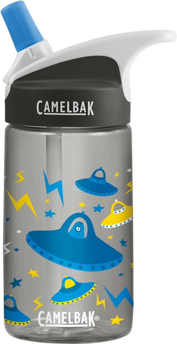CamelBak kids Eddy .4L Water Bottle in UFOs