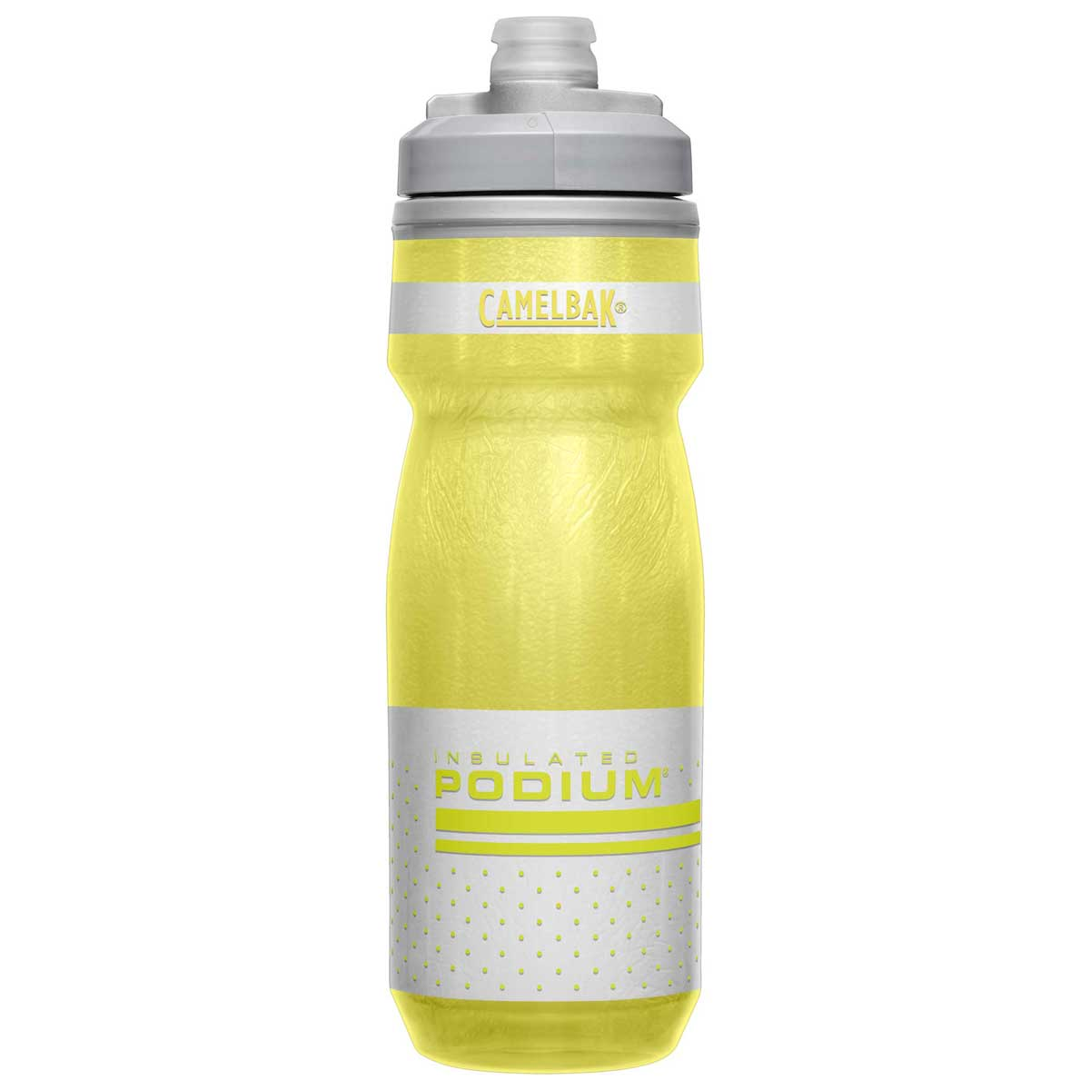 CamelBak Podium Chill 21oz Watter Bottle in Reflective Yellow