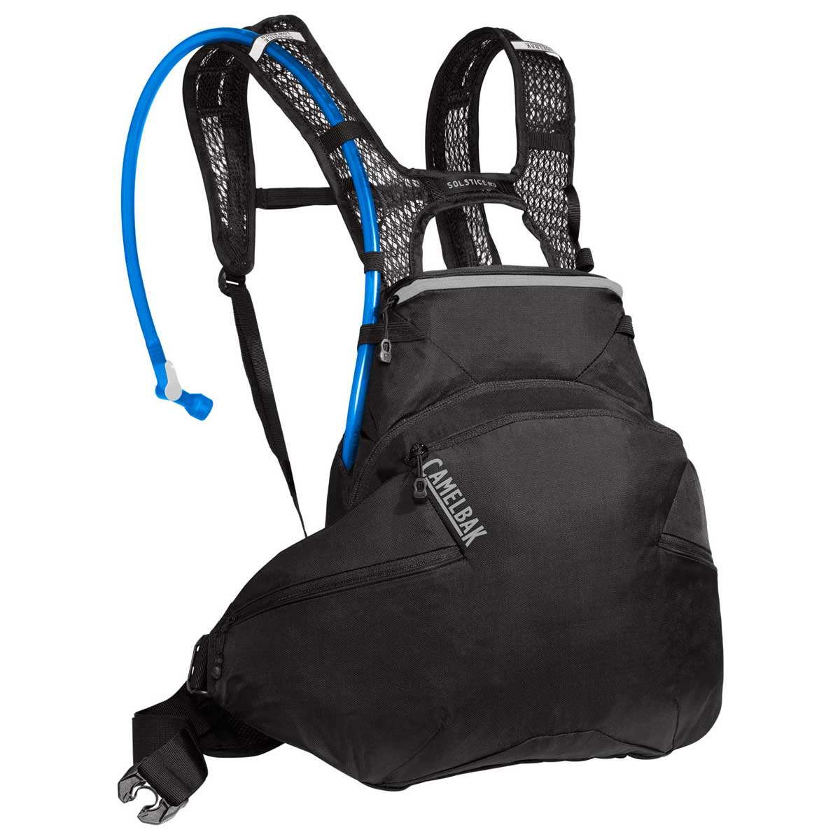 CamelBak Women's Solstice 10 LR Pack in Black and Silver
